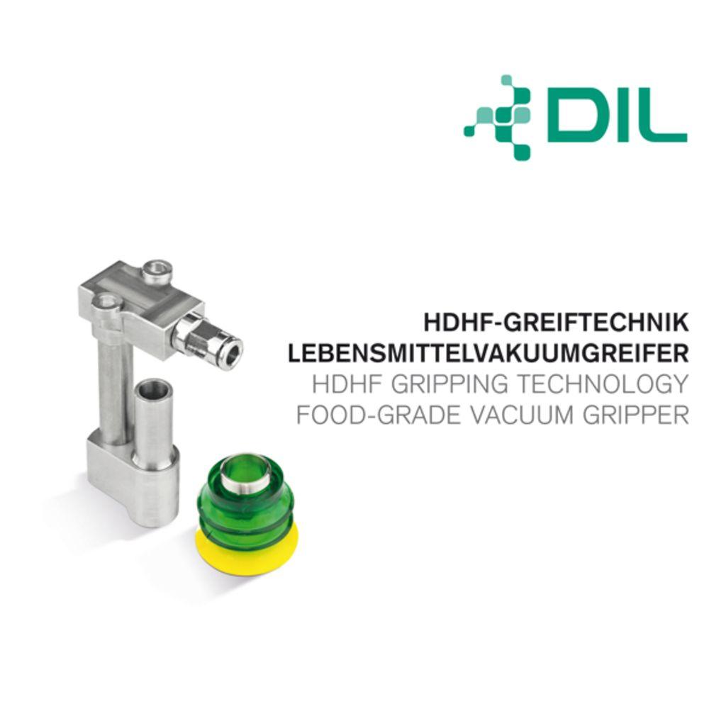 HDHF Vakuumgreifer
