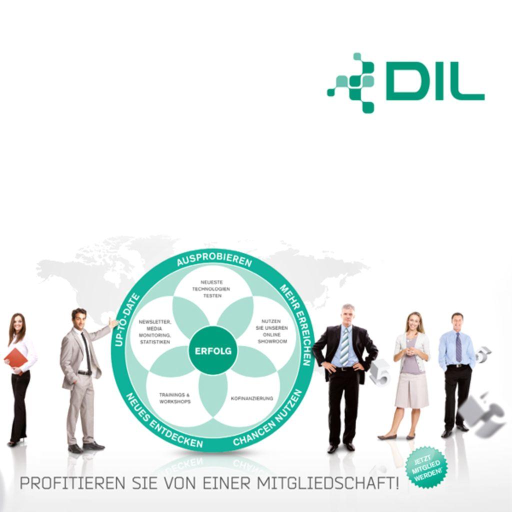Dil Mitgliedschaft